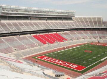 Ohio State Universwity Ohio Stadium Feature