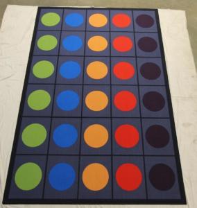 Kipp Academy Interface rug