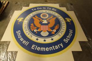 Showell Elementary - American Bilbrite1