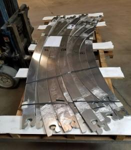 Aluminum templates