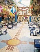 Cottonwood Mall Food Court