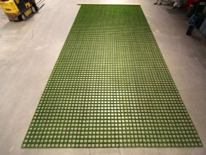 Drivable Turf