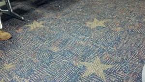 Fayetteville Airport Carpet Stars