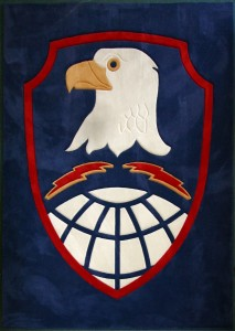 Redstone Arsenal General 's Eagle Carpet