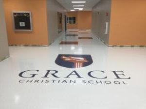 Grace Christian Installed