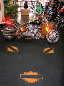 Harley Showroom