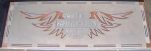 Harley Aluminum Vent Cover