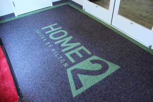 Home2suites Installed