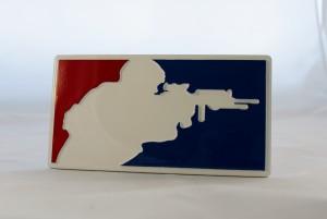 Infidel Shooter RWB Front