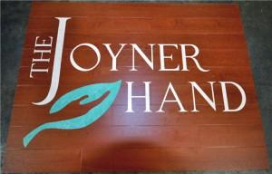 Joyner Hand Photo