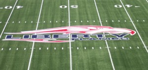 Liberty University Center Logo