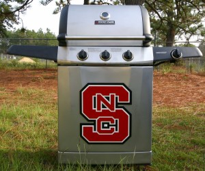 NC State Grill Plate