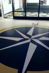 Palisades Elem Compass