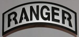 Ranger Tab Silver-Black