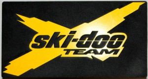 Ski Doo Hitch Cover