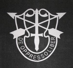 Special Forces Carpet