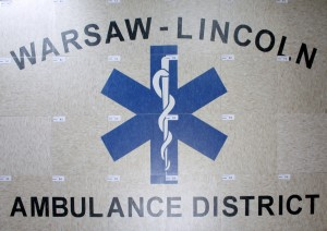 Warsaw Lincoln Ambulance